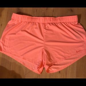 Nike Flex Shorts Plus Size 2X Pink